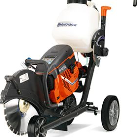 Husqvarna draagtrolley